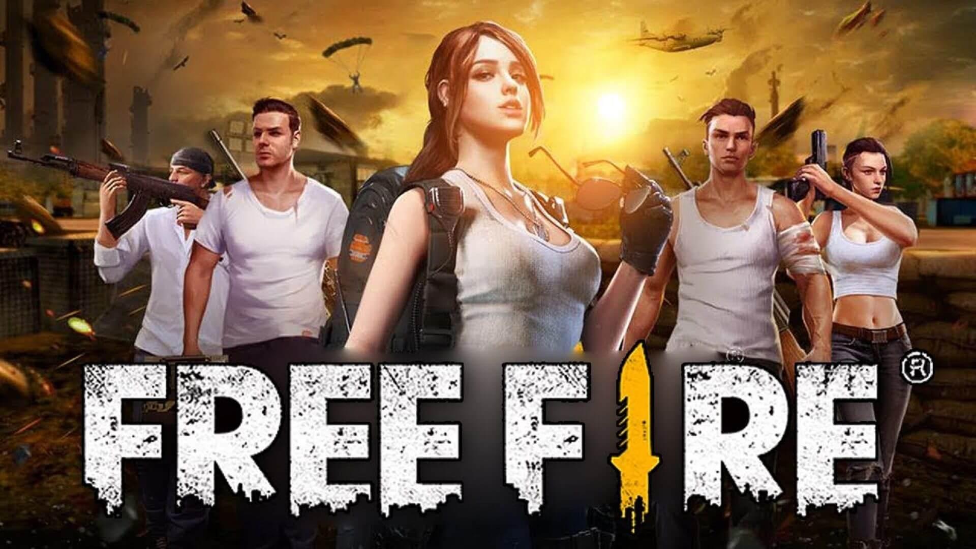 free fire - mastercadem